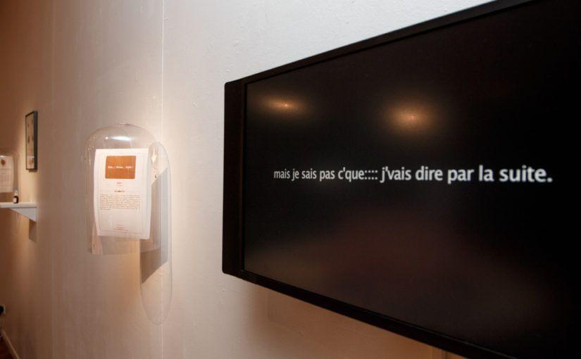 Euh! (Disfluences), Cécile Babiole